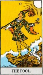 A TarotVision of the Fool