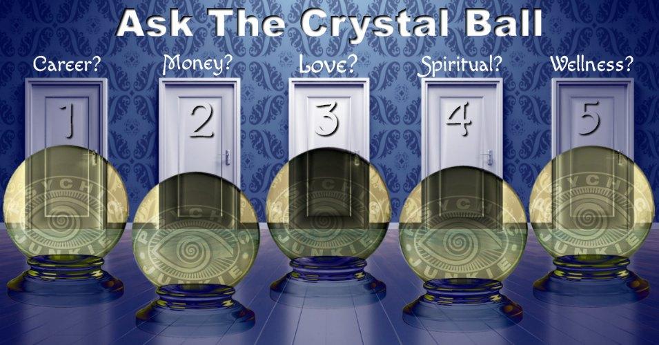 Ask The Crystal Ball