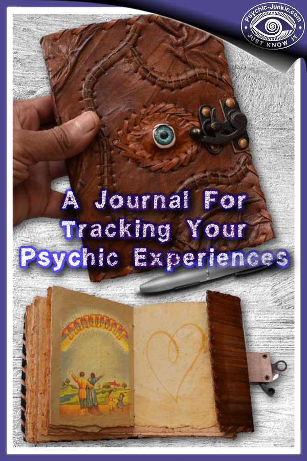 Treasure A Psychic Journal