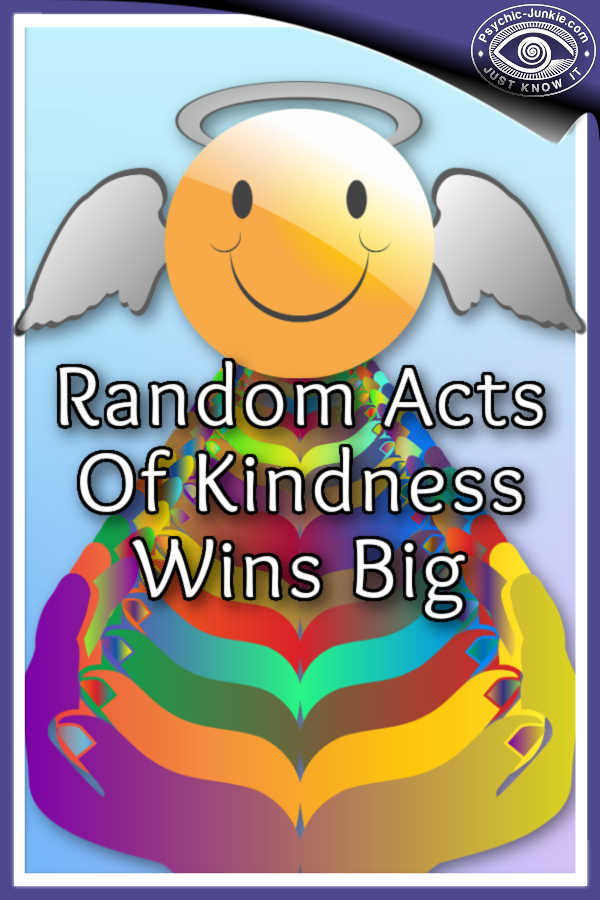 How Random Acts of Kindness Win
