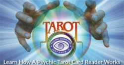 How To Be A Psychic Tarot Card Reader