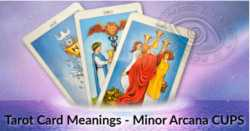 All Your Cups Tarot Card Meanings Are Here