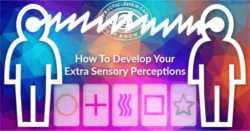 Developing Extra Sensory Perception (ESP)