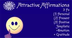 How To Write Affirmations With The Most Attractive Results