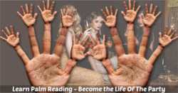 Learn Palm Reading And You'll Be the Life Of The Party