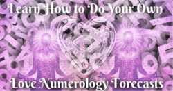 Love Numerology Forecasts