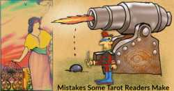 3 Common Mistakes Tarot Readers Make
