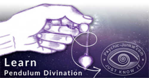 Pendulum Divination Develops Intuition
