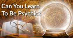 Help With Your Psychic And Mediumship Development