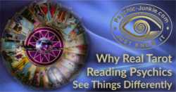 Why Real Tarot Reading Psychics See Things Differently