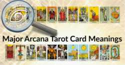 All Major Arcana Tarot Card Meanings