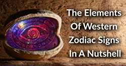 The Elements Of Western Zodiac Signs In A Nutshell