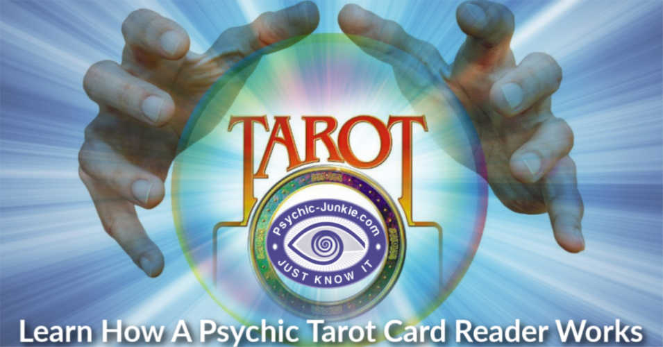 How a Psychic Tarot Card Reader Works