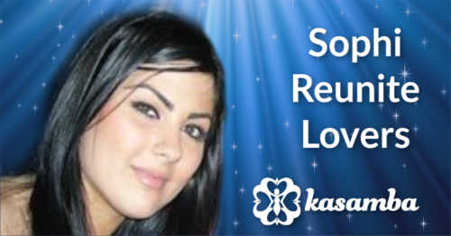 Have A Kasamba Psychic Reading With Sophi Reunite Lovers