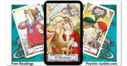 Quick Free Love Tarot Card Reading With Helpful Advice