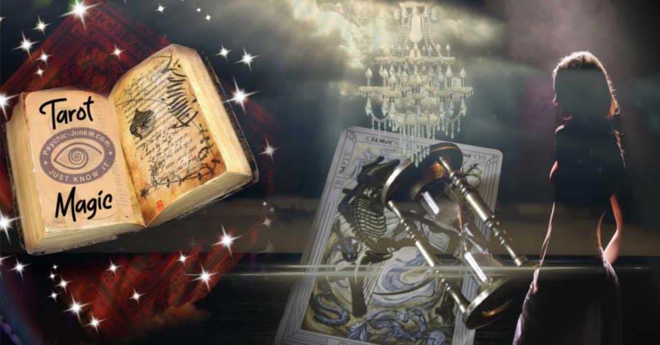 A Grimoire of Tarot Magic