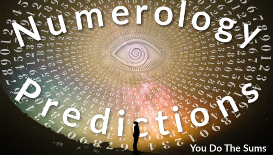 Numerology Predictions - Do the Sums
