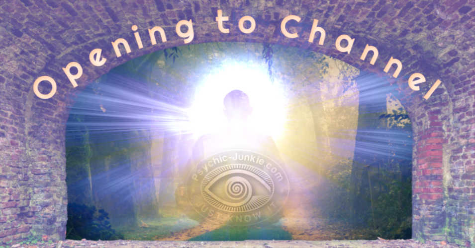 Learn About Opening to Channel Your Own Spirit Guide