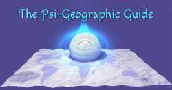Your Psi-Geographic Guide To The World's Metaphysical Hot Spots