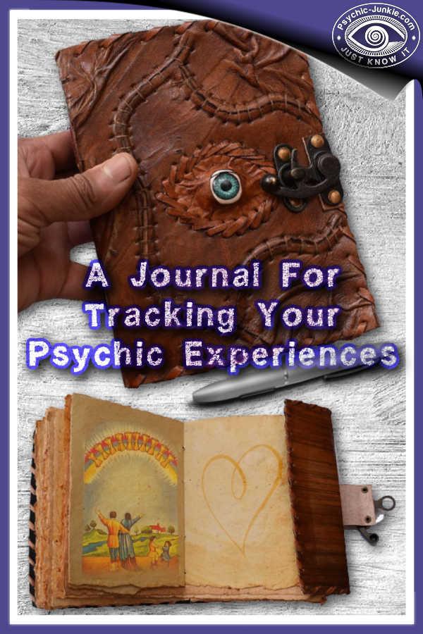 Treasure A Psychic Journal