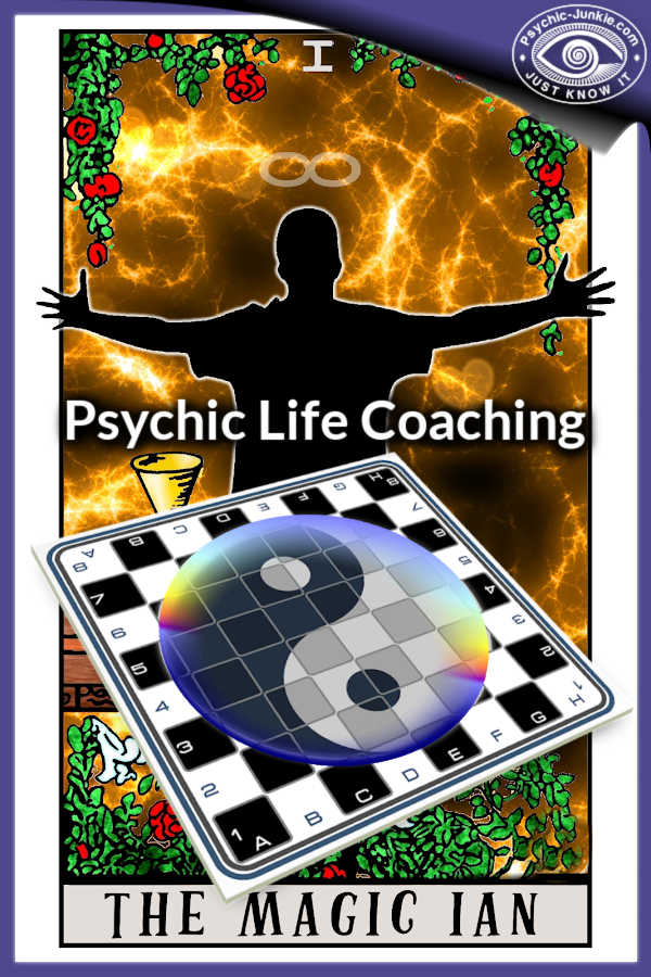 Guidance from the Psychic Life Coach