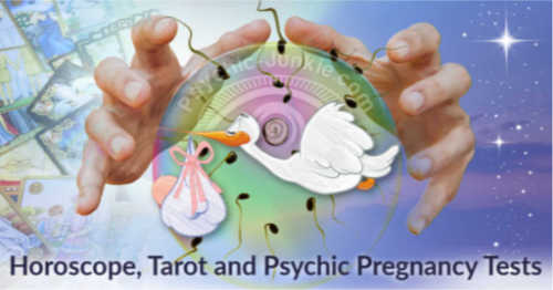 Revealing Horoscope, Tarot and Psychic Pregnancy Tests