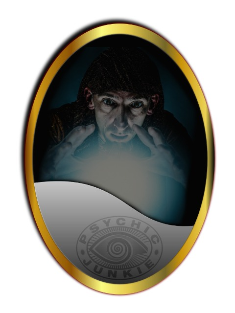 What is a Black Scrying Mirror?