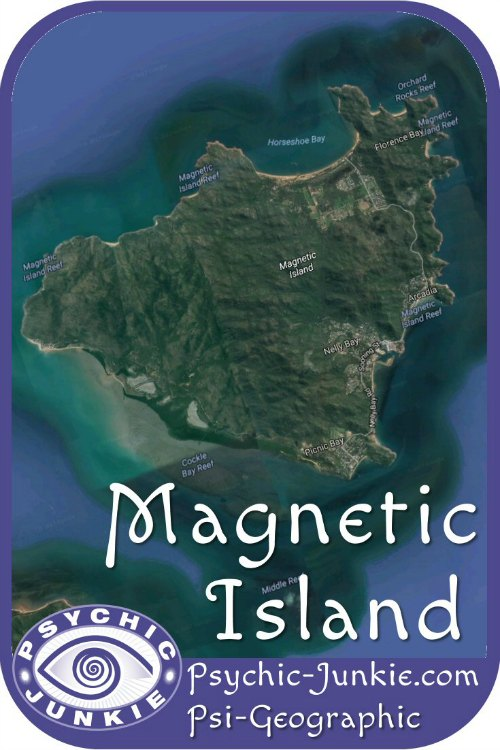 Magnetic Island - Spiritual and Metaphysical Travel Destination