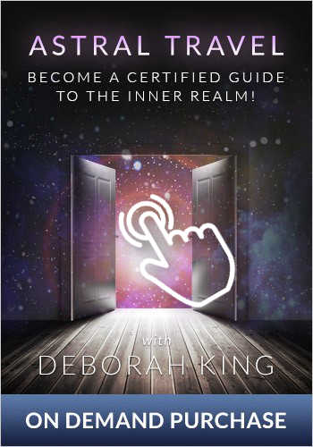 Become a Certified Astral Projection Guide