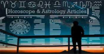 Horoscope & Astrology Articles