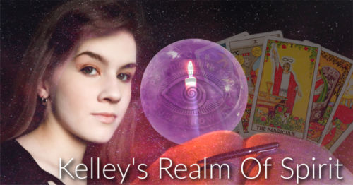 Author - Psychic Kelley
