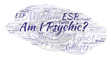 Psychic Ability Questions