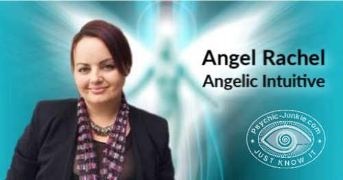 Angel Rachel - Angelic Intuitive