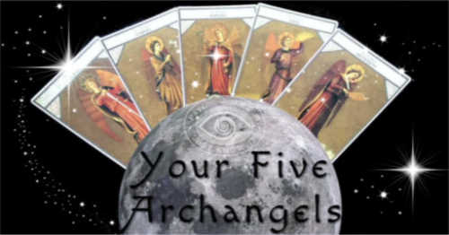 Real Archangel Help And How To Get It
