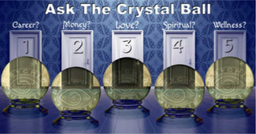 Click Here to Ask The Crystal Ball