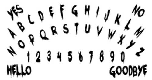 How To Make A Ouija Board That Really Gives Up The Ghost