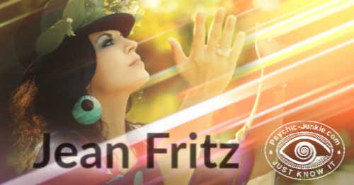 Jean Fritz - spiritual counselor