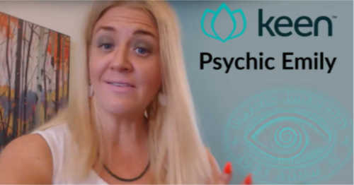 Keen Psychic Emily West Interviewed