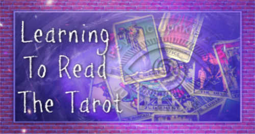 Learning To Read The Tarot With Life And Depth