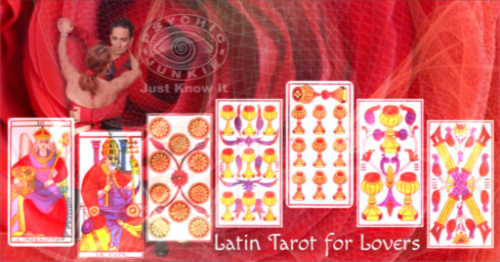 Latin Tarot Cards for Lovers