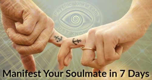 7 Day Manifest Soulmate Plan - by Rev Jennifer Marie Solis