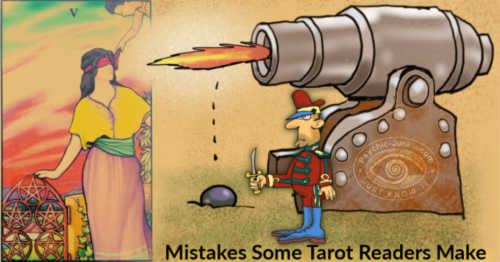 3 Common Mistakes Tarot Readers Make