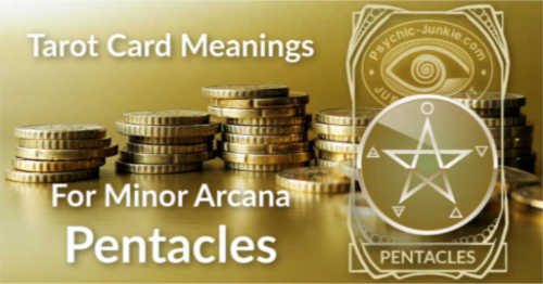 Complete List Of Pentacles Tarot Card Meanings