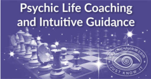 Psychic Life Coaching and Intuitive Guidance
