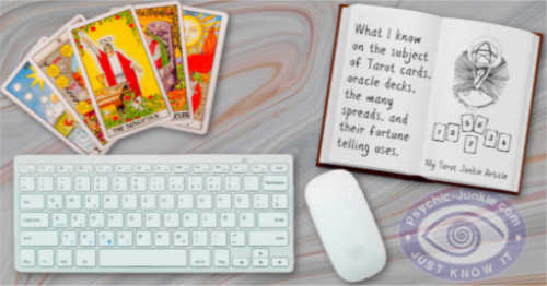 Want To Contribute To The Tarot Junkie?