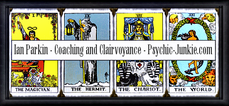 Coaching and Clairvoyance Psychic-Junkie.com