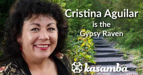 Cristina Aguilar the Gypsy Raven