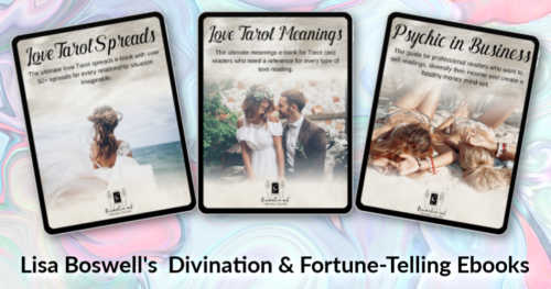 Lisa Boswell's  Divination & Fortune-Telling Ebooks