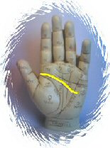 Palmistry Head Line