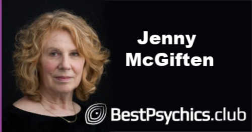 Psychic Guest Post by Jenny McGriften